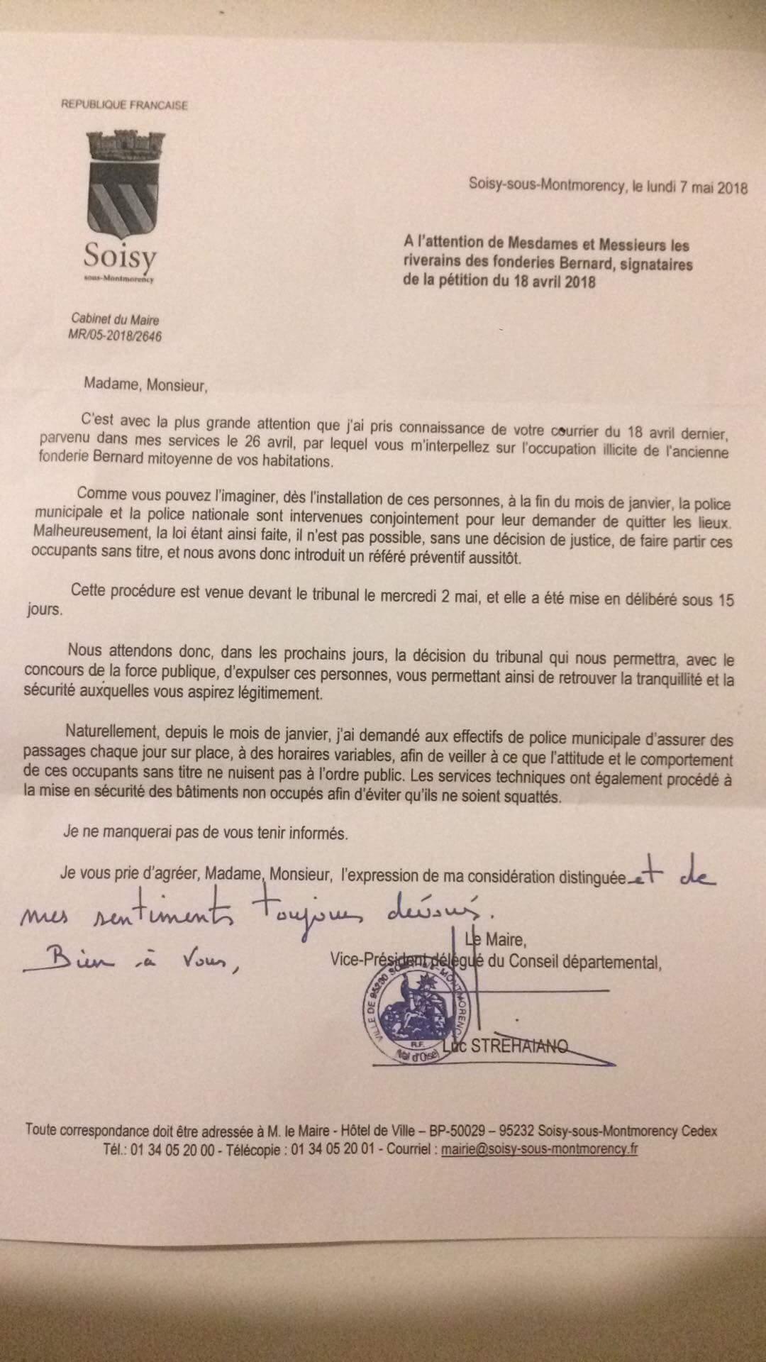 petitions_riverains_roms_reponse_maire